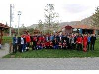UMKE ekipleri Sivas'ta kamp yaptı