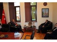 Nobel ödüllü bilim adamı Aziz Sancar Özbekistan'da