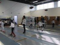 Amatör Spor Haftasında Eskrim il şampiyonları belli oldu