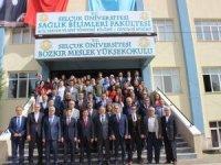 Bozkır MYO'nun akademik yıl açılışı