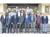 Kocaeli'deki mobilyacılardan İTSO'ya ziyaret