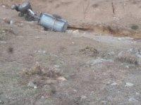 Ilgın'da traktör devrildi: 1 yaralı