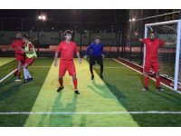 Fuat Sakarya Futbol Turnuvası başladı