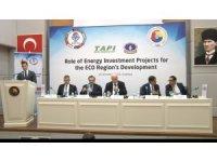 Türkmenistan ve EİT bölgesindeki enerji projeleri ele alındı