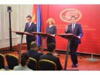 Makedonya NATO ile katılım müzakerelerine başlayacak