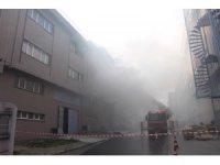 GÜNCELLEME - Başakşehir'de oyuncak deposunda yangın