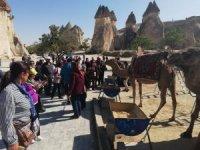 Ereğlililer Kapadokya'yı gezdi