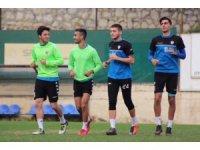 Kardemir Karabükspor'da Altay maçı hazırlıkları