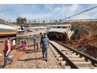 Fas'taki tren kazası