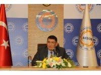AESOB'tan Enflasyonla Topyekun Mücadeleye destek