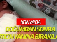 Doğumdan 1 Saat Sonra Isıtıcının Yanına Bırakılan Bebeğin Sırtı Yandı