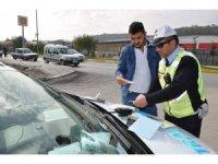 Trafik cezalarının artırılmasını öngören teklif Genel Kurulda