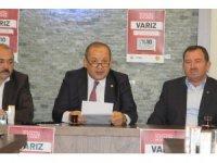 """ÇATSO ve ÇTB'den """"Enflasyona Topyekun Mücadele""""ye destek"""