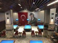 Türkiye 3 Bant Bilardo Turnuvası İstanbul'da başladı