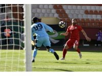 TFF 2. Lig: Gümüşhanespor: 0 - Sakaryaspor: 2