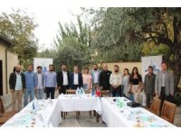 Başkan Saka genç siyasetçiler ile bir araya geldi