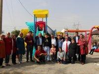 Özel öğrencilerden Tutal'a teşekkür