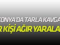 Konya'da Tarla Kavgası