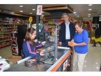 Tokat'ta yerel marketten enflasyona inat yüzde 15 indirim