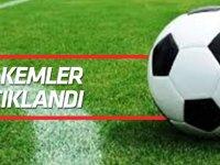 Spor Toto Süper Lig'de 9. hafta hakemleri