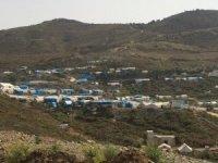AYDER Suriye'deki çadır kentleri ve yetimhaneleri ziyaret etti