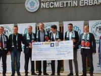 Konyaspor'dan SOBE'ye 350 bin TL