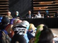 Başkan Altay Şehir İstişarelerinde AK Parti Kadın Kolları ile buluştu