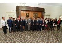 Japon firmalar yatırım için Manisa'da