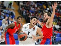 Turkish Airlines Euroleague: CSKA Moskova: 80 - Darüşşafaka Tekfen: 75