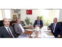 """Vali Aykut Pekmez: """"Aksaray OSB'si ivme kazandıracak"""""""