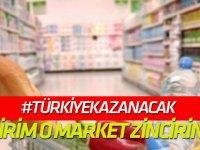 Enflasyonla mücadelede ilk indirim o market zincirinden geldi!