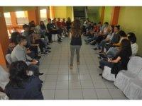 6 ülkeden 36 öğrenci Ilgın'a geldi