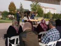 Karatay Belediyesi Hobi Bahçeleri'nde Kura Heyecanı Yaşandı