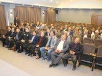 Bozkır'da muhtarlar toplantısı
