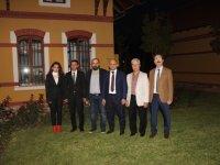 Öztürk Konya'yı Ziyaret Etti
