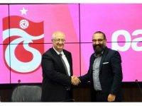 Trabzonspor, dijital ödeme sistemi 'Papara' ile güçlerini birleştirdi