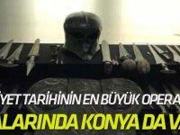12 ilde Cumhuriyet tarihinin en büyük operasyonu!