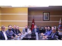 """Tekirdağ TSO Başkanı Günay: """"Bu iktisadi mücadelede en ön cephede yer alacağız"""""""