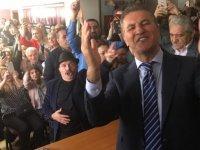CHP'de İnönü'den sonra Sarıgül'den gövde gösterisi