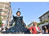 "Gaziantep'te ""Sosyal Sirk"" Festivali"