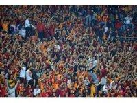 Türk Stadyumu'nda maçı 37 bin 308 biletli seyirci izledi