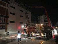 GÜNCELLEME - Mersin'de tekstil fabrikasında yangın