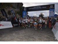 Kapadokya Ultra Trail yarışı başladı