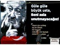 Ara Güler, son yolculuğuna uğurlanıyor