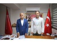 Başkan Karabağ, büyükşehir belediyesi aday adaylığı için başvurdu