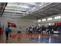 TVF Erkekler 1. Lig: Solhanspor: 3 - Hatay B. Belediye: 1