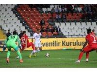 Spor Toto 1. Lig: Gazişehir Gaziantep: 0 - Ümraniyespor: 0