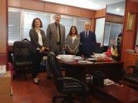 Trabzon İŞKUR'dan Ticaret Borsası ve TTSO'ya ziyaret