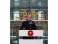 TÜGVA Genel Merkezi Açılış Töreni