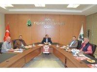 TSO meslek komitelerinden enflasyonla mücadele toplantısı